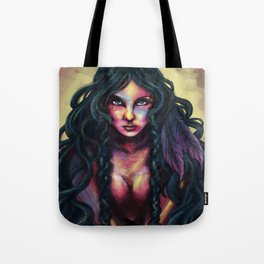 Indian Feather Tote Bag