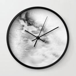 Autumn Passes Wall Clock