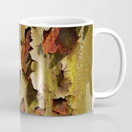 Rusty Stuff (~ Colours of Transience ~ ) II Coffee Mug