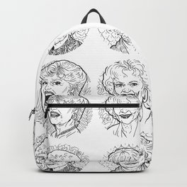 The Golden Girls Backpack