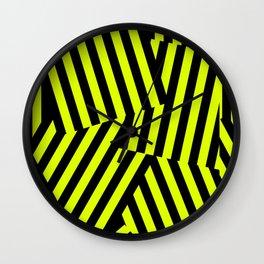 Razzle Dazzle Wall Clock