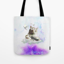 mi$hka the tra$hkat Tote Bag
