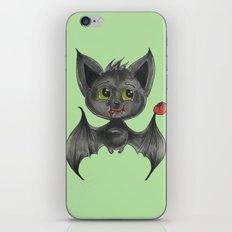 Fruit bat iPhone & iPod Skin