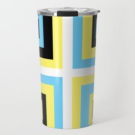 Black Sunshine Travel Mug