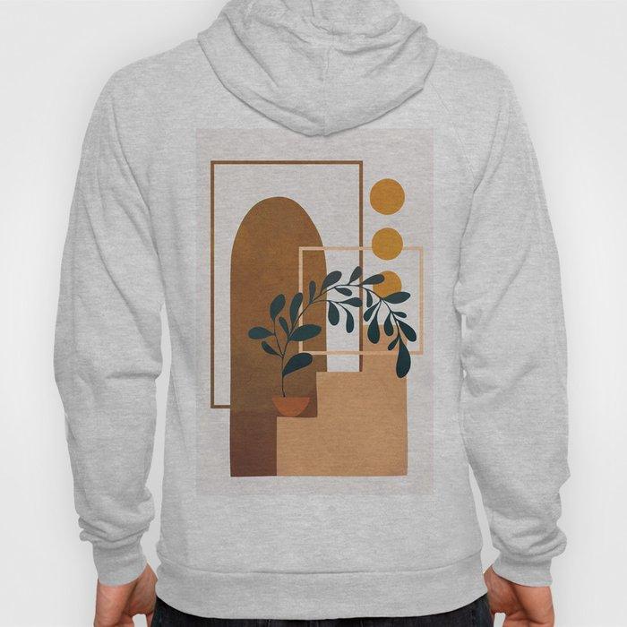 Modern Abstract Art 50 Hoody