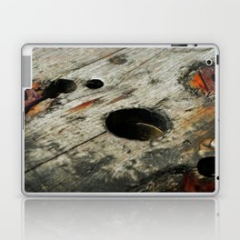 Square Pegs Laptop & iPad Skin
