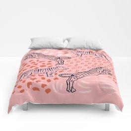 Tiger Print Comforters