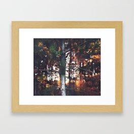 Light Ignited Framed Art Print