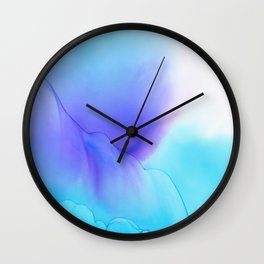 Ethereal Lands 63 Wall Clock