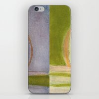 metal iPhone & iPod Skins featuring Metal by angela deal meanix
