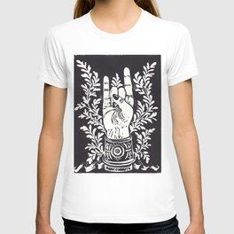 Mano Cornuto T-shirt