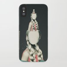 VIAJERA ESPACIAL // OBERHEIMI  iPhone X Slim Case