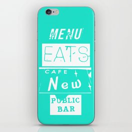 EATS iPhone Skin