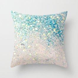 Blizzard Blitz Throw Pillow