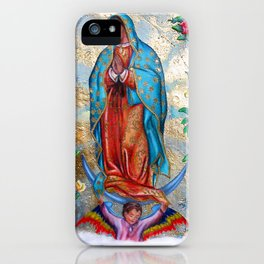 Guadalupe iPhone Case