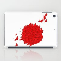 japan iPad Cases featuring japan by Sophie Rousseau