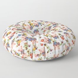 Pansy Pig Floor Pillow