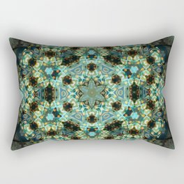 Resurrect Mandala 2 Rectangular Pillow