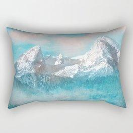 MOUNTAIN SCAPES | Watzmann Rectangular Pillow
