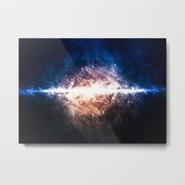 Star Field in Deep Space Metal Print
