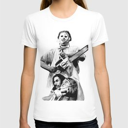 They Call Him Leatherface T-shirt
