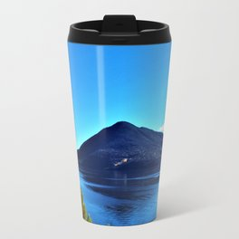 Through Water, Up Earth Travel Mug