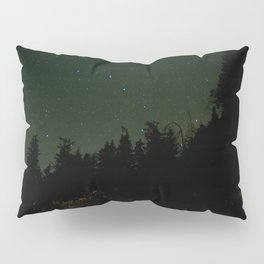 Nightscape at Orcas Island Pillow Sham