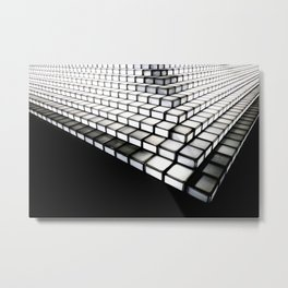 Asahi Ascension Metal Print