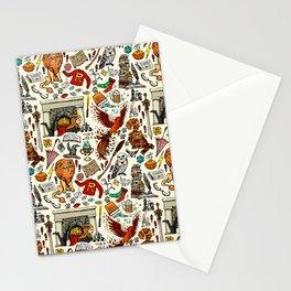 Brave Girl Stationery Cards