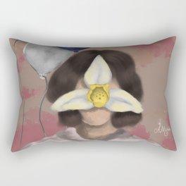 Belleza Guatemalteca Rectangular Pillow