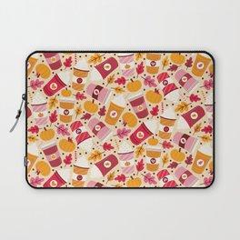 Pumpkin Spice Love Laptop Sleeve