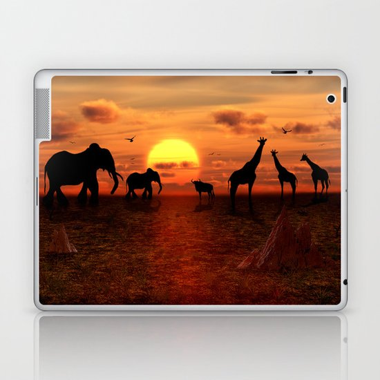 Savanne 2 Laptop & iPad Skin