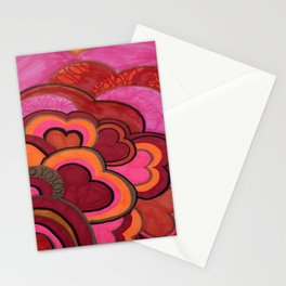 I'm Not Falling In Love Art Stationery Cards