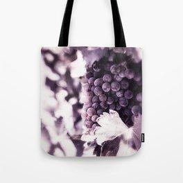 Grapes into Wine Tote Bag