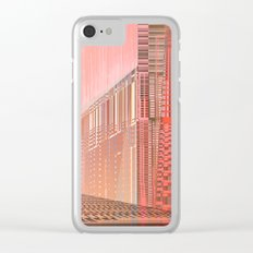 Pinky Space / URBAN 25-07-16 Clear iPhone Case