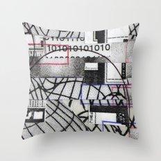 PD3: GCSD56 Throw Pillow