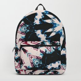 iDeal - Psychedelic Snowflafe Backpack