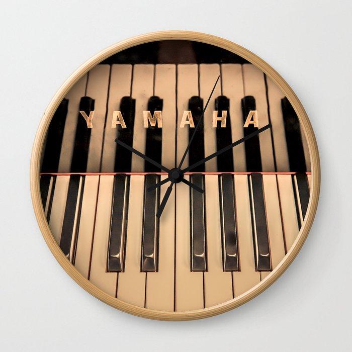 Play It Sam Wall Clock