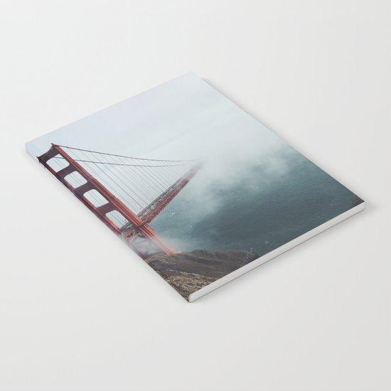 California Bridge photo Notebook