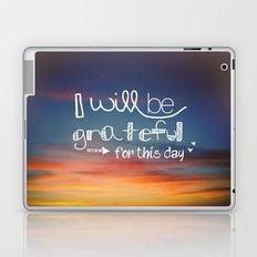 grateful Laptop & iPad Skin