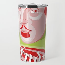 Shakespeare Says Study Travel Mug