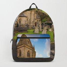 Pantasaph Church Crucifixion Backpack