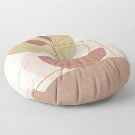 Abstract Modern Art 16 Floor Pillow