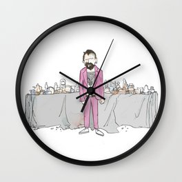 IDLES Wall Clock