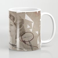 poem Mugs featuring LOVE POEM by MEERA LEE PATEL