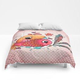 IN LOVE Comforters