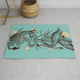 Escape from Reality Rug
