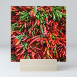 Hot Chili Pepper Mini Art Print