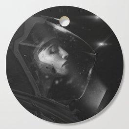 dead_astronaut Cutting Board