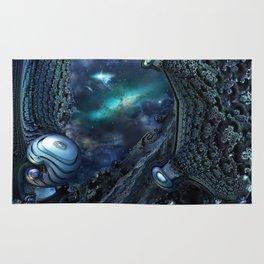 Andromeda strain Rug